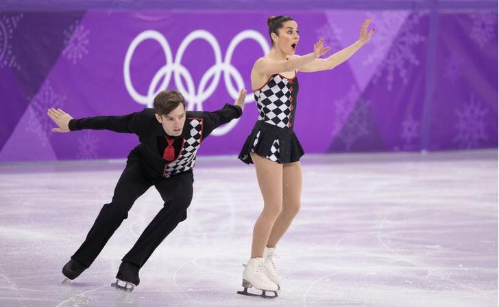 Во-первых, это красиво: фигурное катание, Олимпиада в Пхенчхане (фото 6)