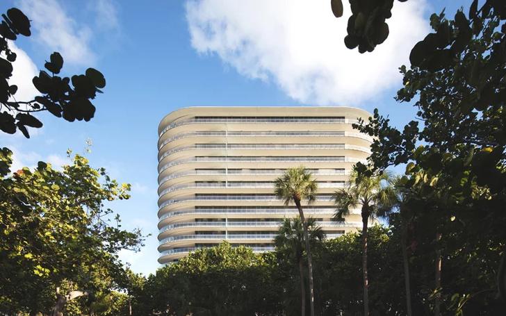 Резиденция в Майами по проекту Ренцо Пиано (фото 9)