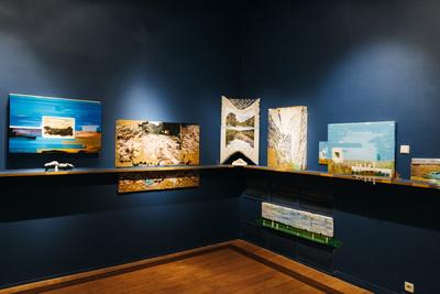 Выставка номинантов премии Кандинского открылась в ММОМА (галерея 1, фото 11)
