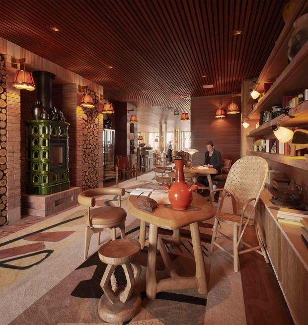 Отель по проекту Филиппа Старка на французской ривьере (фото 4)