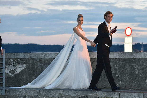 Принц Монако Пьер Казираги и Беатрис Борромео снова станут родителями (фото 3)