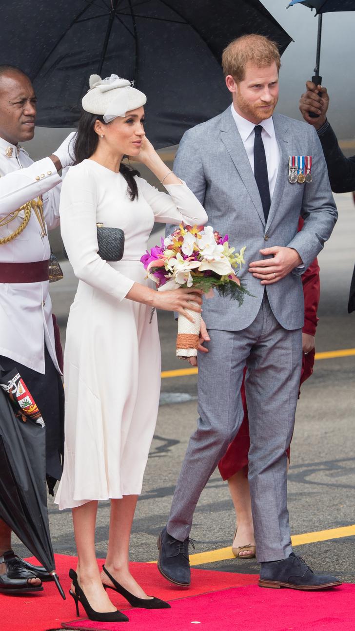 Прощай, королева: 30 лучших выходов Меган Маркл в качестве члена монаршей семьи (фото 31)