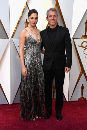 Рука об руку: самые красивые пары «Оскара-2018» (фото 16)