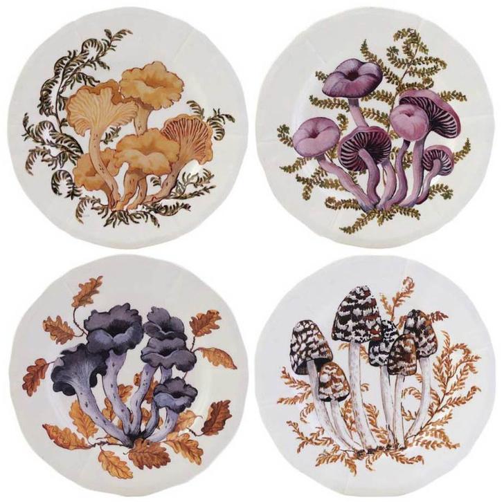 Тарелки осенние (фото 1)
