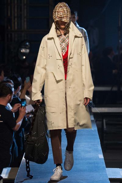 Неделя мужской моды в Париже: лучшие показы | галерея [2] фото [10]
