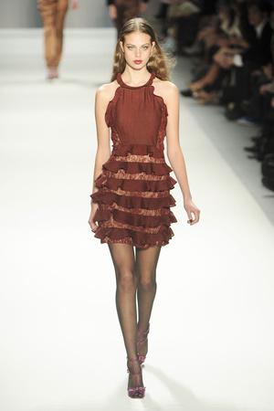 Показы мод Rebecca Taylor Осень-зима 2011-2012 | Подиум на ELLE - Подиум - фото 2429