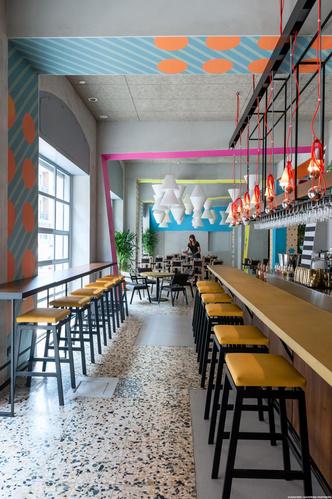 Spica: ресторан паназиатской кухни в Милане (фото 3.1)