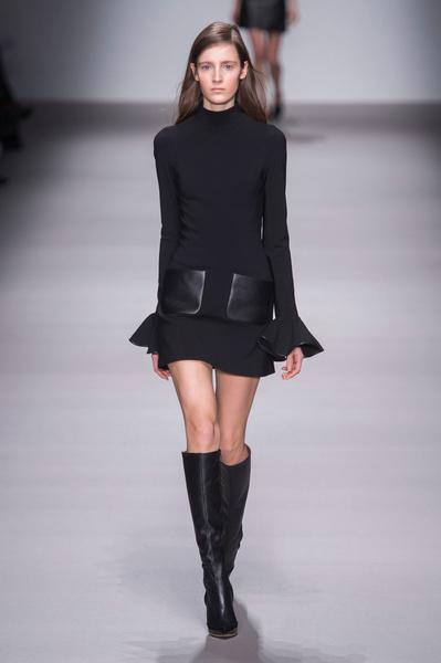 Неделя моды в Лондоне: 22 февраля | галерея [1] фото [14]