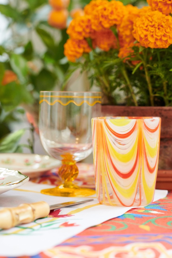 Первая коллекция посуды от Carolina Herrera x Cabana (фото 5)