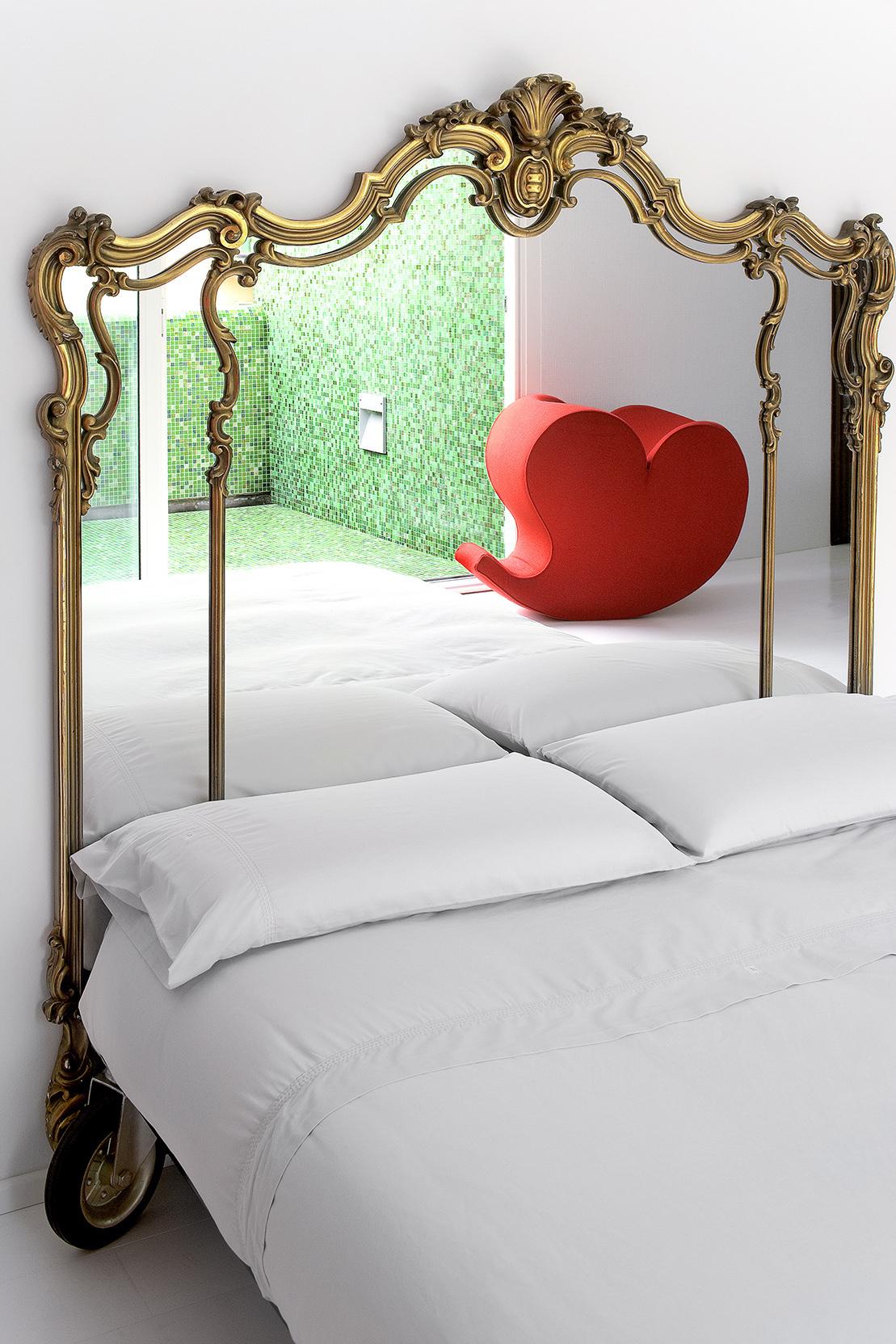Необычное изголовье кровати: 35+ примеров (галерея 1, фото 1)