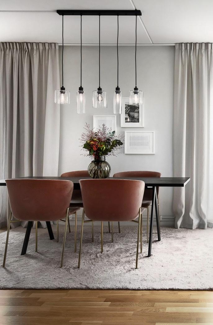 Светлая квартира 62 м² в Стокгольме (фото 3)