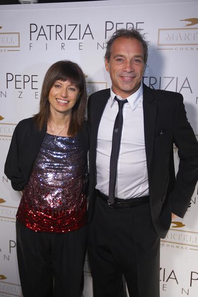 Патриция Бамби и Клаудио Оррера