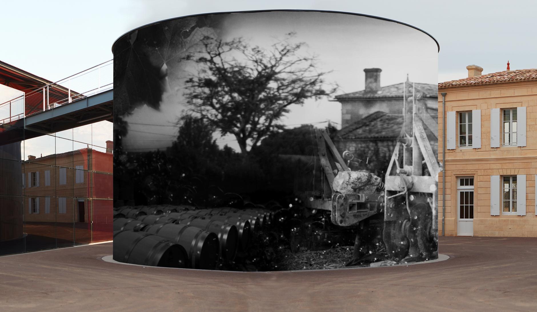 Жан Нувель построил винодельню для русского мецената (галерея 9, фото 0)