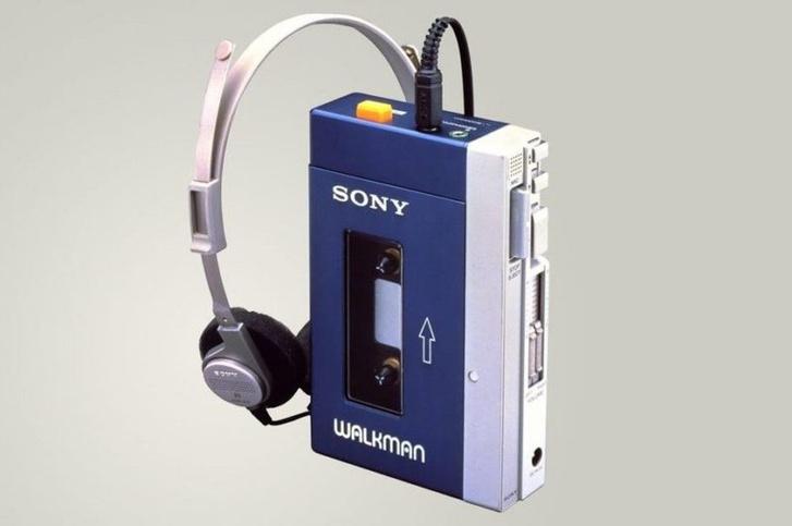 Sony отмечает 40-летие плеера Walkman (фото 4)