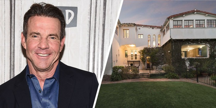 Деннис Куэйд продает свой дом в Лос-Анджелесе (фото 0)