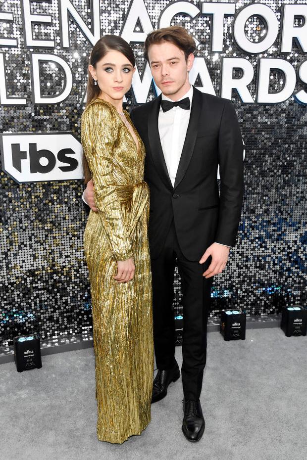Группа поддержки: самые красивые пары на SAG Awards (фото 8)