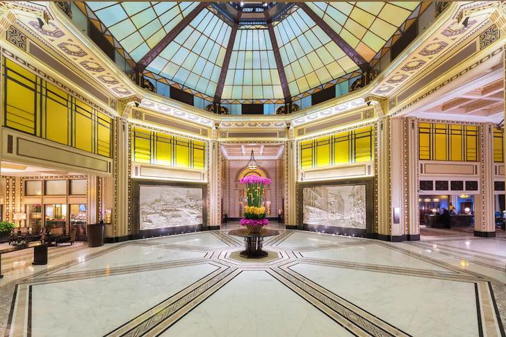 Лучшие отели-дворцы мира (фото 22)