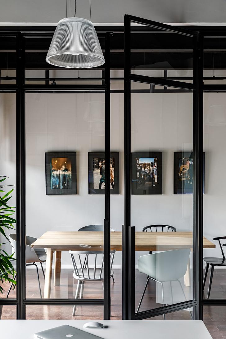 Атмосферный офис дизайн-студии Aiya Design в Москве (фото 28)