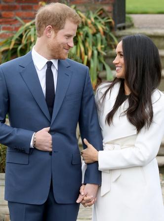 Фото дня: принц Гарри и Меган Маркл после объявления о помолвке (фото 3)