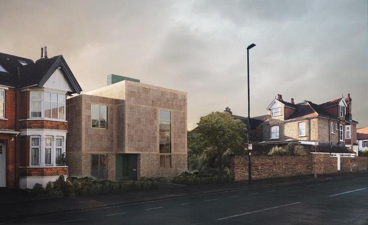 Доступная архитектура: модульные дома Дэвида Аджайе (фото 2)