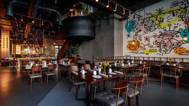 Тапас бар Toro & Ko в Дубае (фото 0)
