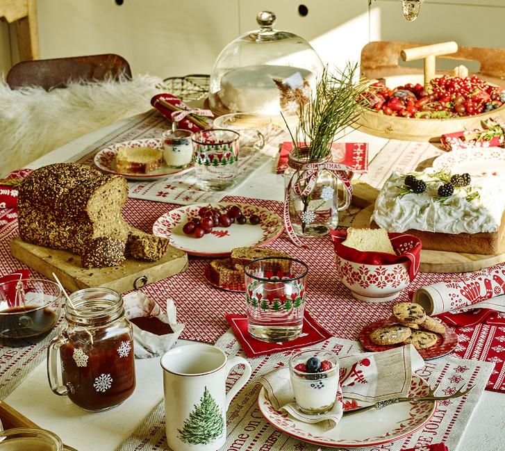 Веселое Рождество с Zara Home