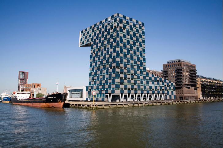 Архитектурный гид: Роттердам (фото 29)