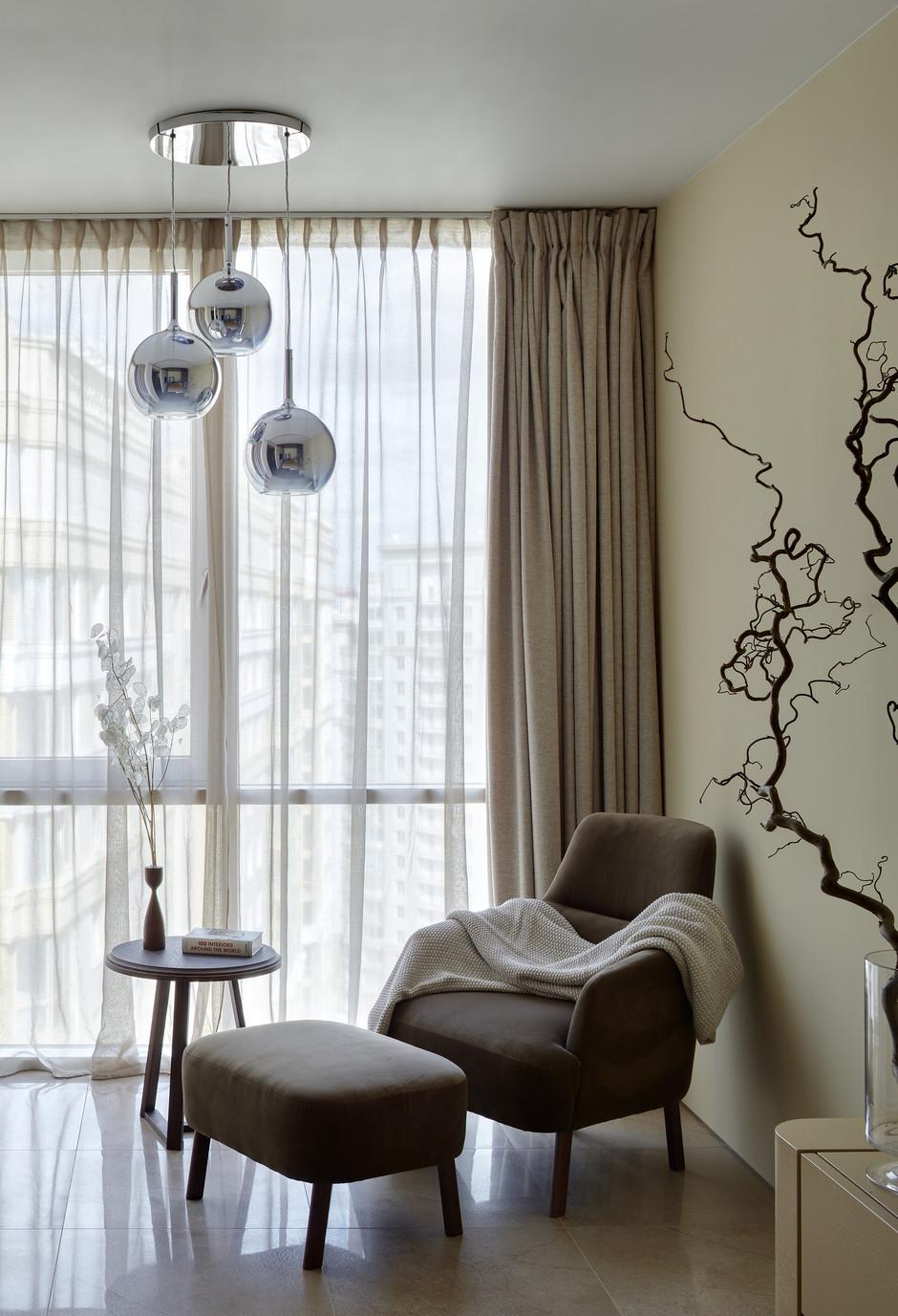 Панорамные окна: 30 интерьеров (галерея 0, фото 2)
