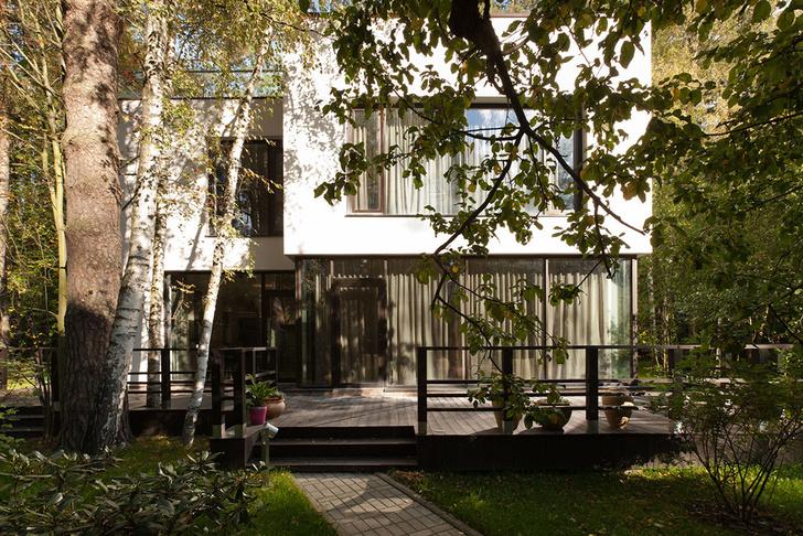 Дом в поселке Переделкино