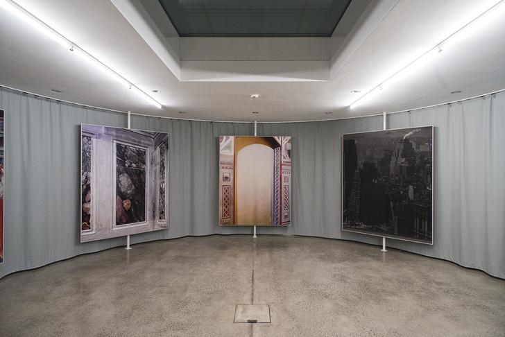 Выставка «архитектурного» портрета открылась в Музее Дизайна Vitra (фото 11)