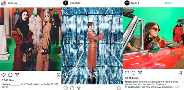 Fendi Studios: как итальянский модный Дом сыграл в кино (фото 19)