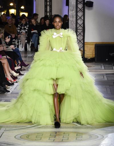 Лучшее, что случилось на Неделе высокой моды в Париже (галерея 10, фото 1)