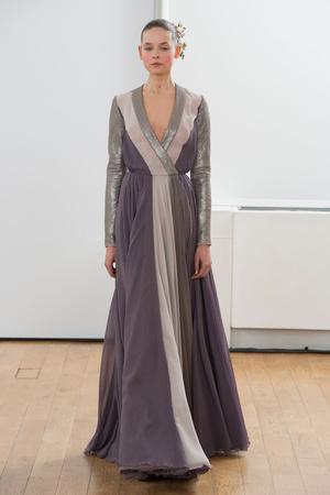 Показ Julien Fournie коллекции сезона Весна-лето 2014 года haute couture - www.elle.ru - Подиум - фото 574961