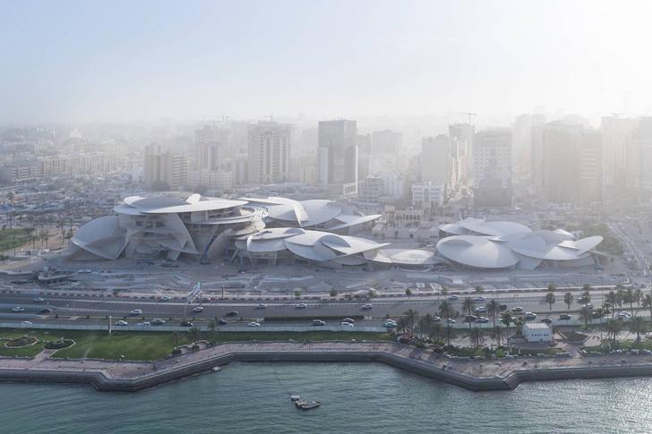 Музей в Катаре по проекту Жана Нувеля (фото 5)