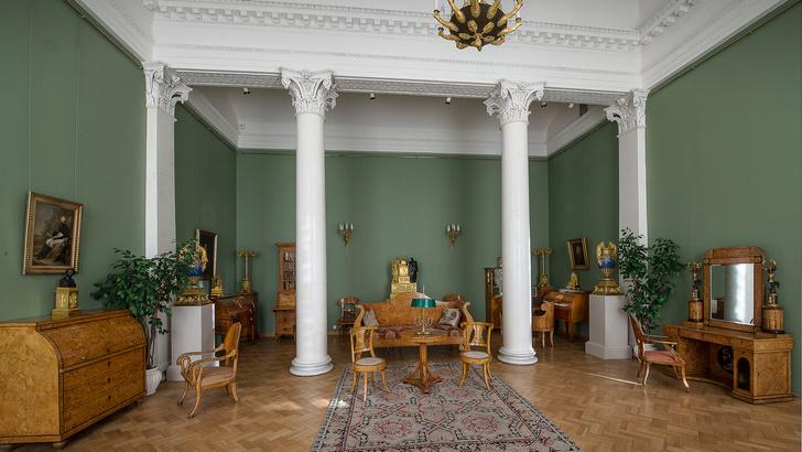 Главный экспонат: музеи с мебельными коллекциями (фото 25)