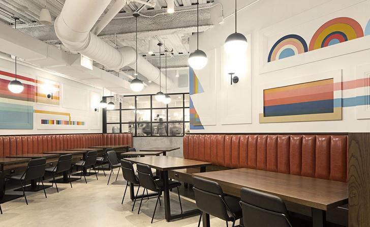 Tender Greens restaurant - Boston, USA (фото 2)