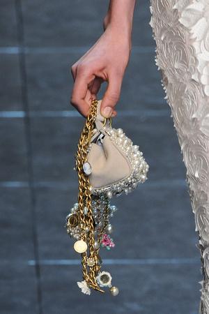 Показ Dolce & Gabbana коллекции сезона Осень-зима 2012-2013 года Prêt-à-porter - www.elle.ru - Подиум - фото 368230