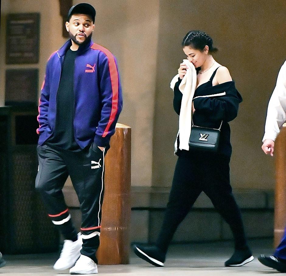 Щасливі разом: Селена Гомес і The Weeknd в Лос-Анджелесі