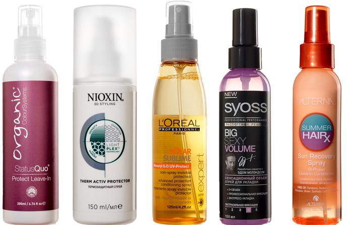 Спрей для волос восстанавливающий