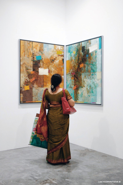 Галерея VS Unio на выставке Art Stage Singapore 2016 | галерея [1] фото [9]