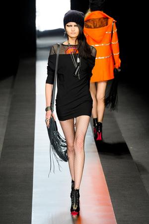 Показы мод Frankie Morello Осень-зима 2012-2013 | Подиум на ELLE - Подиум - фото 1494