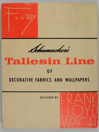 Ткани по дизайну Фрэнка Ллойда Райта на выставке в Нью-Йорке (фото 6.1)