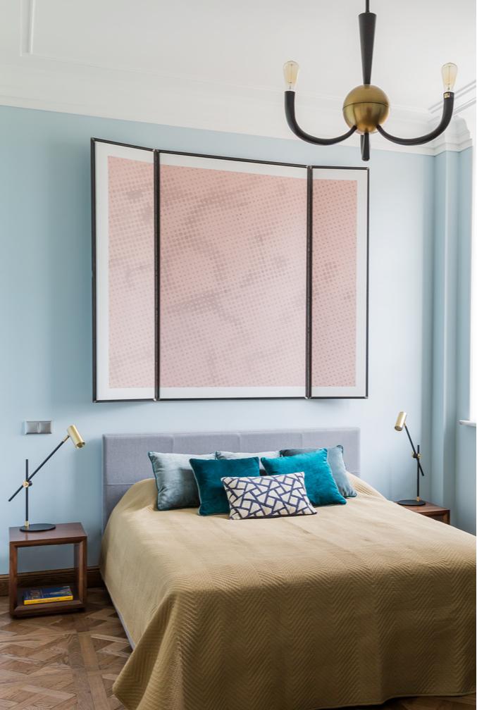 7 правил интерьера маленькой спальни (фото 8)