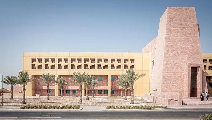 Колледж в Дохе (фото 4)