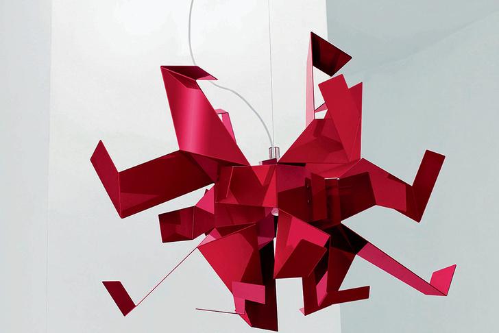 Люстра Glow, Pallucco, студия «Артвилль».
