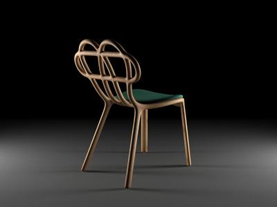 Ироничный стул от белорусских дизайнеров (галерея 8, фото 0)