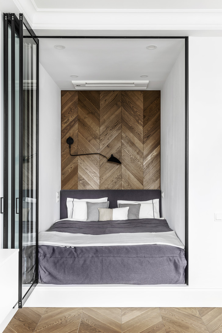 Квартира 34 кв. м: проект мастерской Geometrium (фото 9)