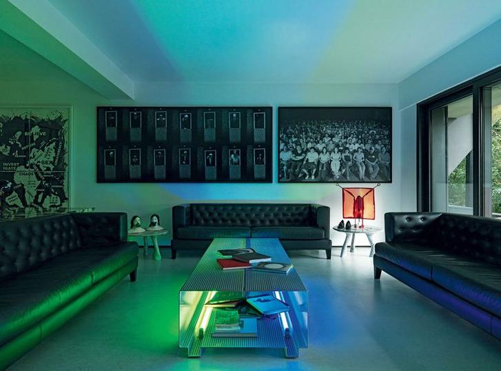 арт-квартира в Риме (фото 1)