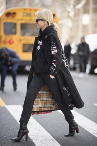 Что носят на Неделе моды в Нью-Йорке: 12 стритстайл-трендов (фото 5.2)