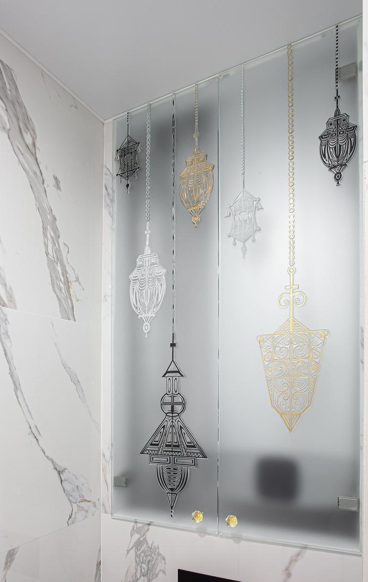 Марокканский декор: Квартира 64 м² в центре Петербурга (фото 17)
